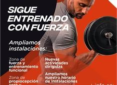 AMPLIACIÓN DE LA INSTALACIÓN ZONA CORE Y FUERZA